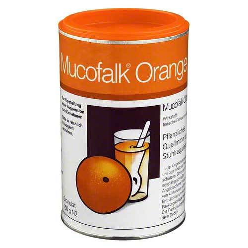 Mucofalk Orange Granulat Dos - 1
