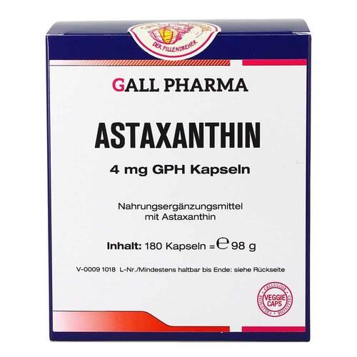 Astaxanthin 4 mg GPH Kapseln - 1