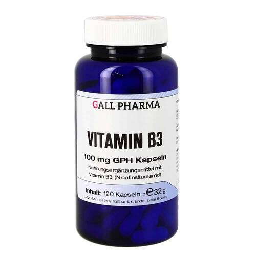 Vitamin B3 100 mg GPH Kapseln - 1
