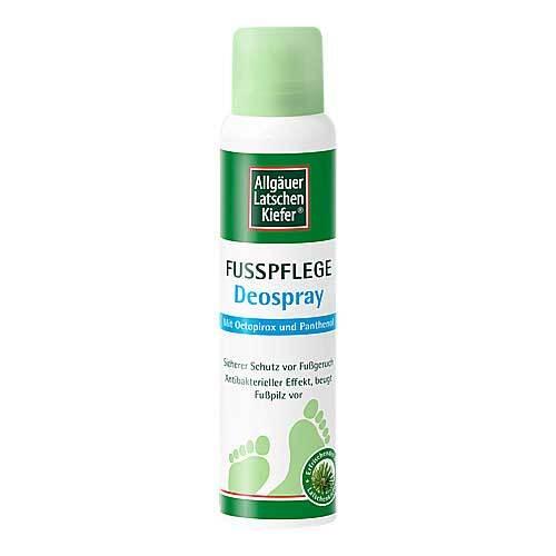 Allgäuer Latschenkiefer Fußpflege Deospray - 1