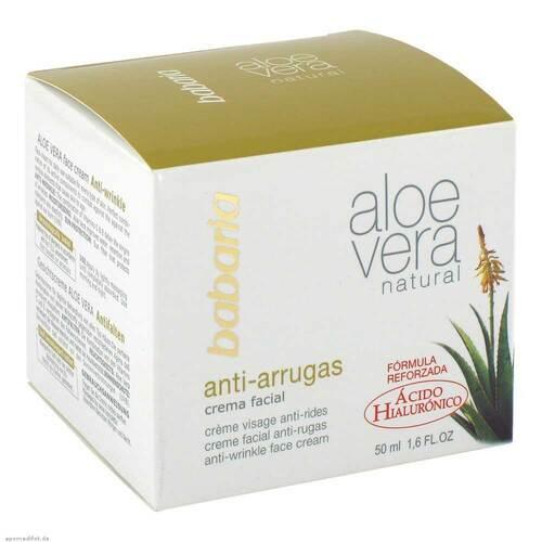 Aloe Vera Feuchtigkeits Gesi - 1