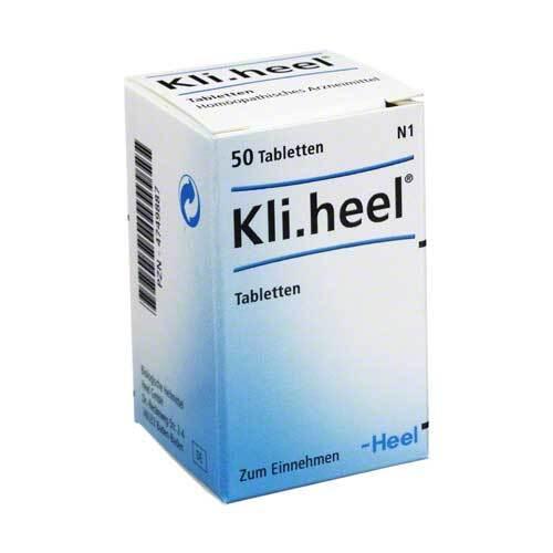 Kli Heel Tabletten - 1