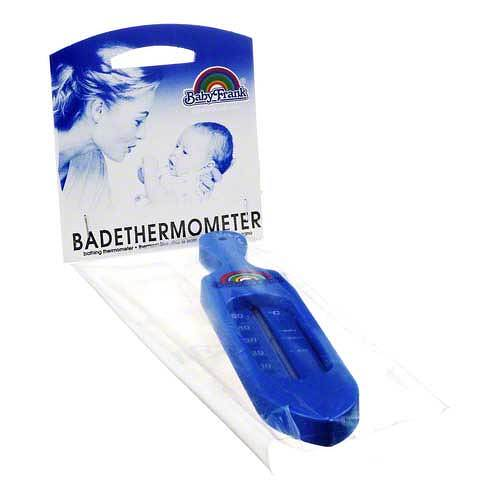 Badethermometer mit Griff bl - 1