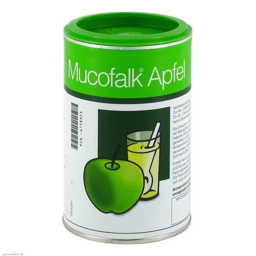 Mucofalk Apfel Granulat Dose - 1