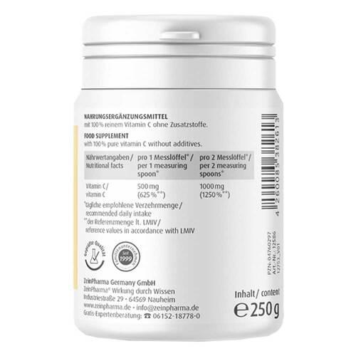Vitamin C Mono Pulver - 3