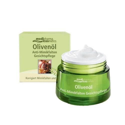 Olivenöl Anti-Mimikfalten Gesichtspflege - 1