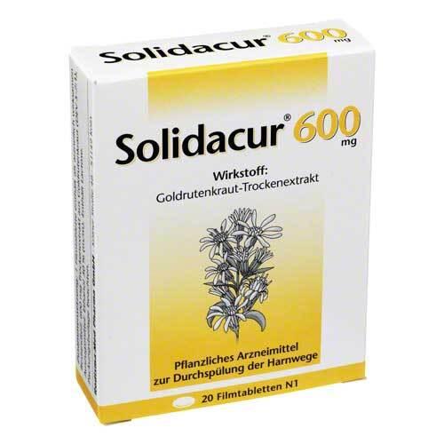 Solidacur 600 mg Filmtabletten - 1