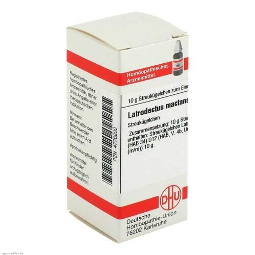 Latrodectus mactans D 12 Globuli - 1