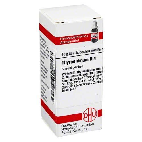 DHU Thyreoidinum D 4 Globuli - 1