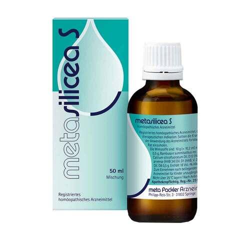 Metasilicea S Tropfen zum Einnehmen - 1