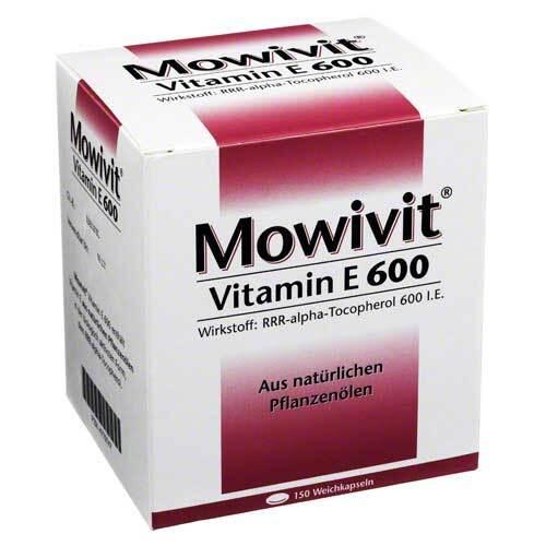 Mowivit 600 Kapseln - 1