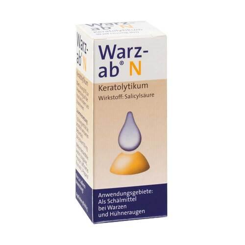 Warz-AB N Lösung - 1