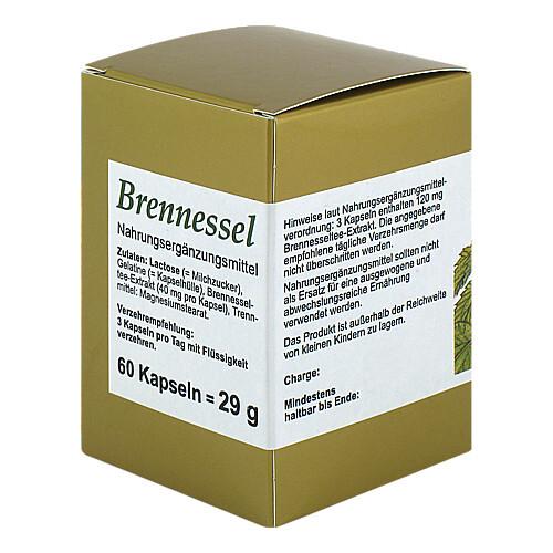 Brennessel Kapseln - 1