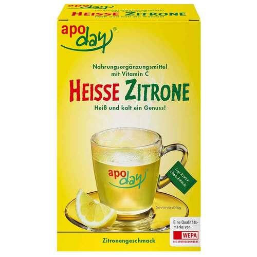 Apoday Heiße Zitrone Vitamin C Pulver - 1