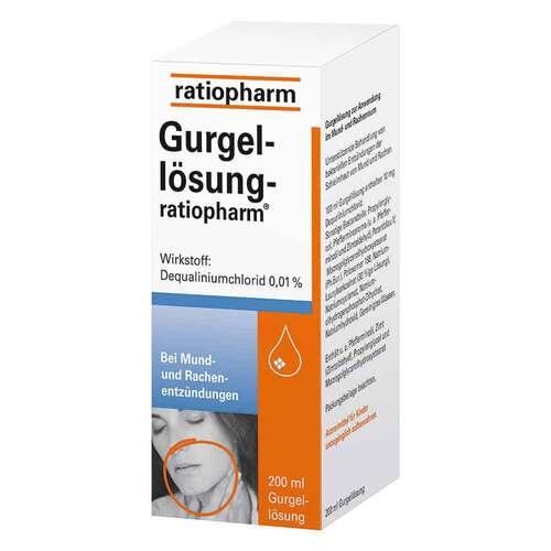 Gurgellösung ratiopharm - 1
