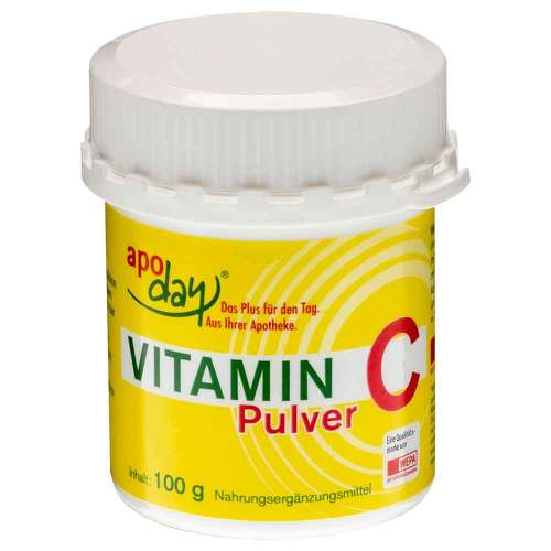 Vitamin C Dose Pulver - 1