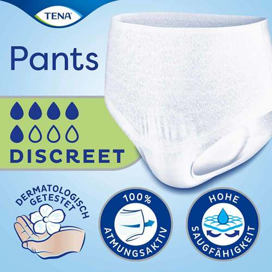 Tena Pants Discreet large 95 - 125 cm Einweghose - 2