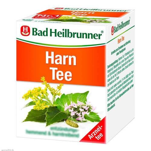 Bad Heilbrunner Tee Harntee Filterbeutel - 1
