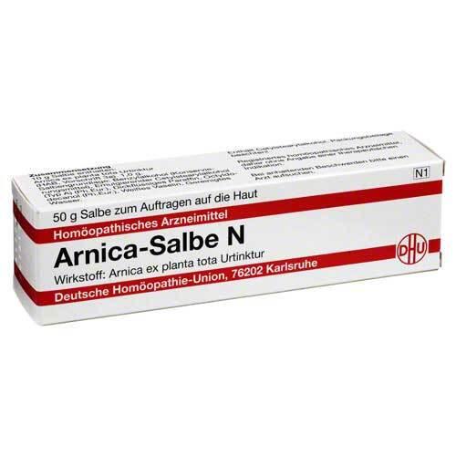 Arnica Salbe N - 1