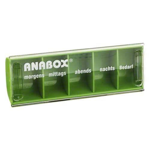 Anabox Tagesbox hellgrün - 1