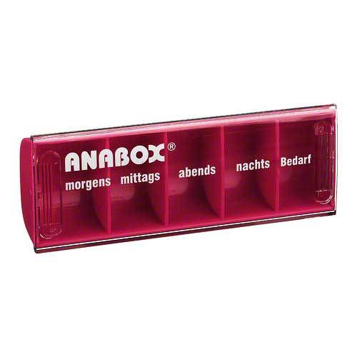 Anabox Tagesbox pink - 1