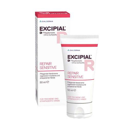 Excipial Repair Sensitive Creme - 1