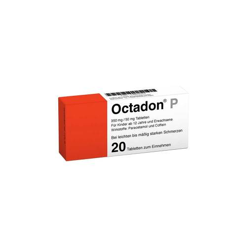 Octadon P Tabletten - 1