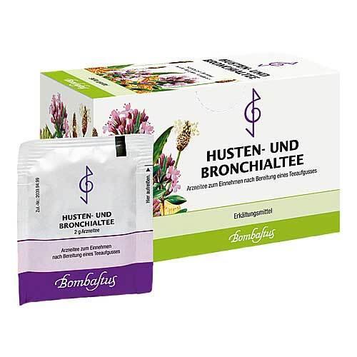 Husten Bronchial Tee I Filterbeutel - 1