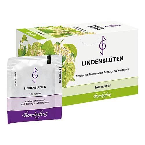 Lindenblütentee Filterbeutel - 1