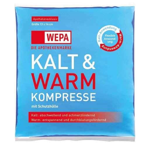 Kalt-Warm Kompresse 13x14cm - 2