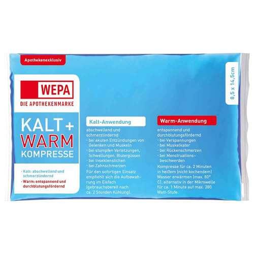 Kalt-Warm Kompresse 8,5x14,5 - 3