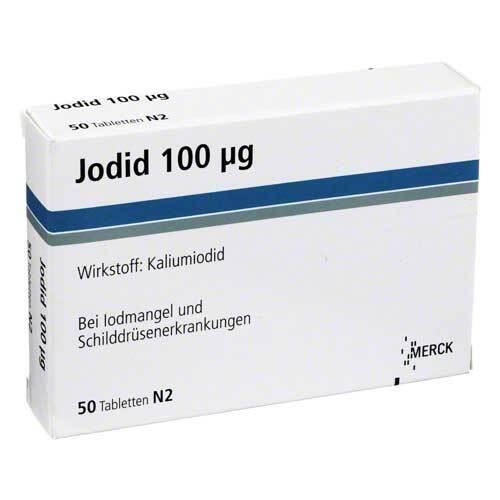 Jodid 100 Tabletten - 1