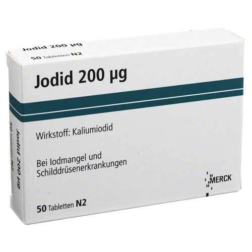 Jodid 200 Tabletten - 1
