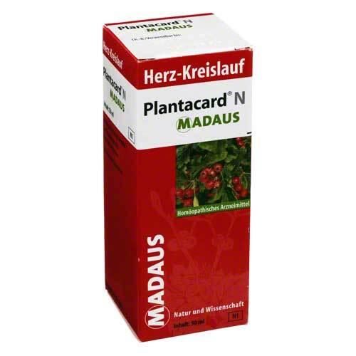 Plantacard N Herz Kreislauf - 1