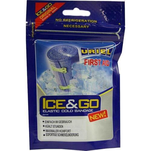 Ice & GO kühlende elastisch Bandage - 1