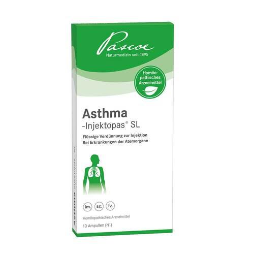 Asthma Injektopas SL Ampullen - 1