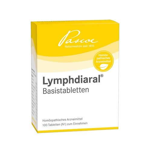 Lymphdiaral Basistabletten - 1