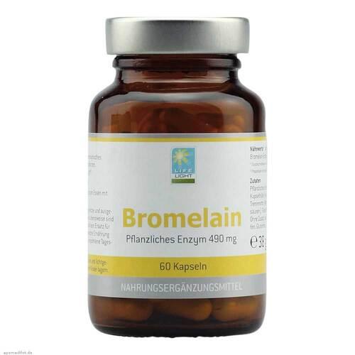 Bromelain 500 mg Kapseln - 1