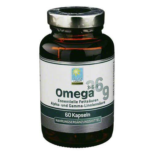 Omega 3 6 9 Kapseln - 1