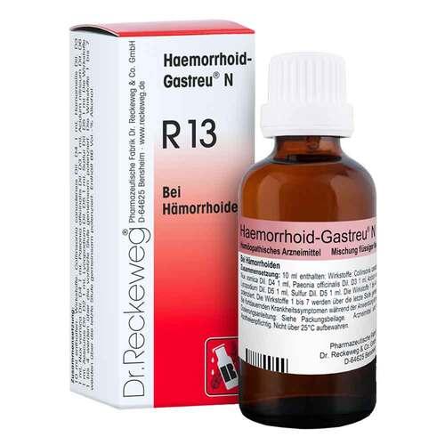 Haemorrhoid Gastreu N R 13 Tropfen zum Einnehmen - 1