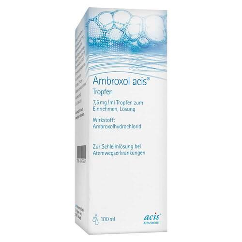Ambroxol acis Tropfen - 1