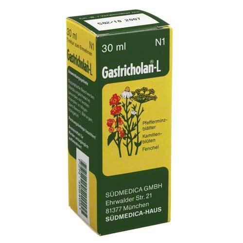 Gastricholan L flüssig - 1