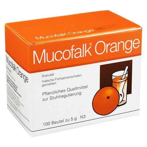 Mucofalk Orange Granulat Btl - 1