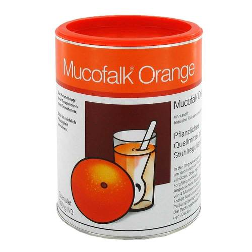 [pflanz_marker]Mucofalk Orange Granulat Dose