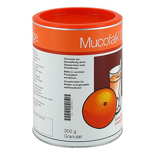 Mucofalk Orange Granulat Dose - 3