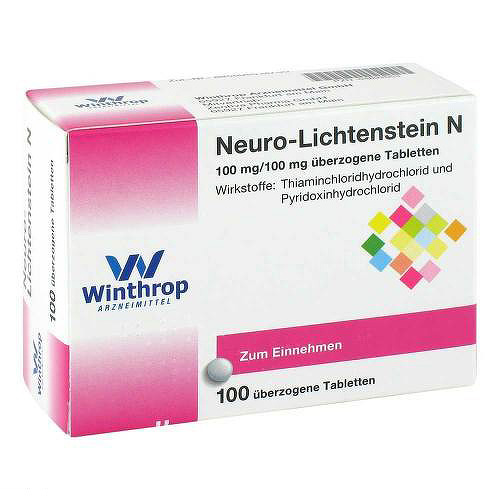 Neuro Lichtenstein N Dragees - 1
