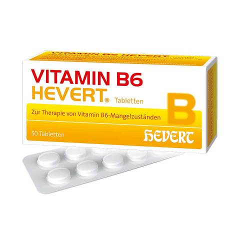 Vitamin B6 Hevert Tabletten - 1