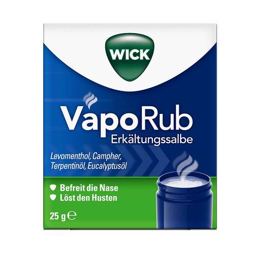 WICK VapoRub Erkältungssalbe - 1
