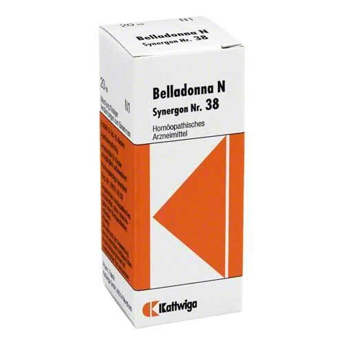 Synergon 38 Belladonna N Tro - 1