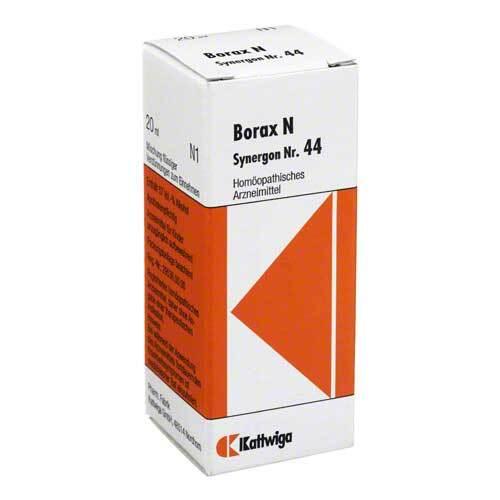 Synergon 44 Borax N Tropfen - 1